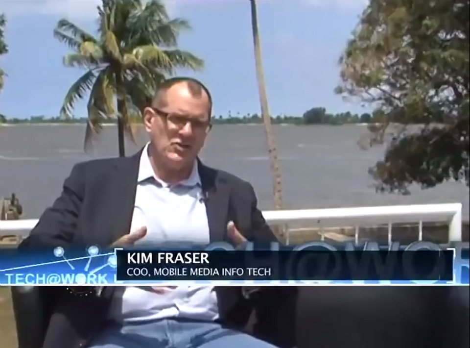 Interview with MMIT's Kim Fraser